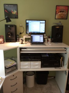More productive at a standing desk